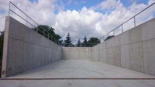 betonování