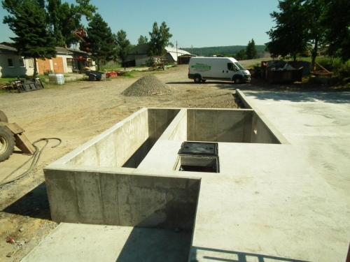 Dodavka betonu